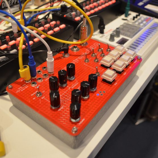 Trogotronic 669 & Korg SQ1 Demo und Downloadlink
